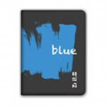 Zimax Funda Tablet Universal PAINT BLUE. 7""