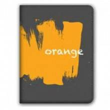 Zimax Funda Tablet Universal PAINT ORANGE. 7""