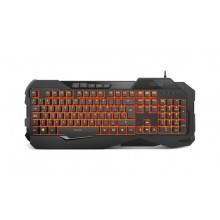 KROM TECLADO GAMING KROWN