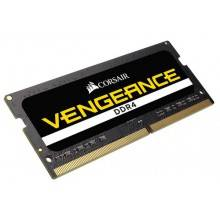 MEMORIA CORSAIR DDR4 16GB 1X16GB PC2400 SODIMM BLACK