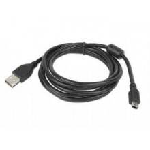 CABLE USB GEMBIRD USB 2.0 A MINI USB 1,8M