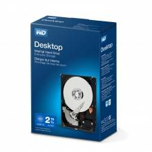 "Western Digital Desktop Everyday 3.5"" 2000 GB Serial ATA III"