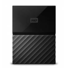 Western Digital My Passport disco duro externo 1000 GB Negro