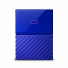 Western Digital My Passport disco duro externo 1000 GB Azul