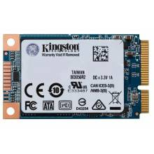 Kingston Technology UV500 unidad de estado sólido mSATA 120 GB Serial ATA III 3D TLC