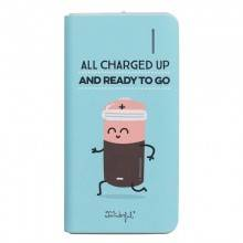 MR Wonderful PowerBank 4000 mAh Todo Cargando