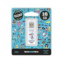 PENDRIVE 16GB TECH ONE TECH BE BIKE