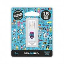 PENDRIVE 16GB TECH ONE TECH CALAVERA MAYA