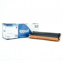 iggual Tner Reciclado Brother TN-321M Magenta