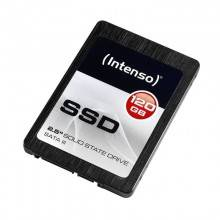 "Intenso 3813430 HIGH SSD 120GB 2.5"" Sata3"