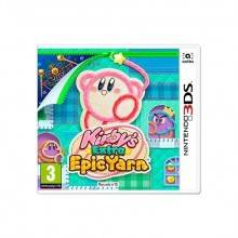 JUEGO NINTENDO 3DS KIRBY S EXTRA EPIC YARN