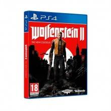 JUEGO SONY PS4 WOLFENSTEIN 2 THE NEW COLOSSUS