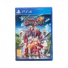 JUEGO SONY PS4 TLOH:TRAILS OF COLD STEEL III