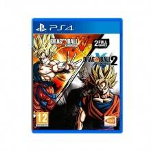 JUEGO SONY PS4 DRAGON BALL XENOVERSE 1 + 2