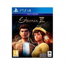 JUEGO SONY PS4 SHENMUE III DAY ONE EDITION