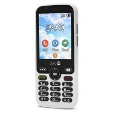 "TELEFONO MOVIL SENIOR DORO 7010 2,8"" 512MB 4GB BLANCO T3MPX"