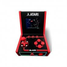 CONSOLA RETRO ATARI 5 GAME MINI ARCADE