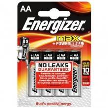 BLISTER 8 + 4 PILAS MAX TIPO LR6 (AA) ENERGIZER