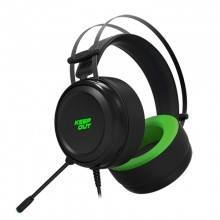 Keep Out HX10 PC/PS4 Auricular+Mic Gaming Headset