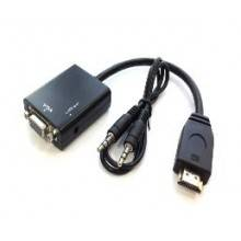 ADAPTADOR VIDEO HDMI-M A SVGA-H L-LINK LL-AD-1890