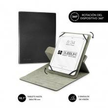 "SUBBLIM Funda Tablet Rotate 360 Executive Case 10,1"" Black"