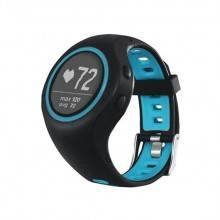 SMARTWATCH BILLOW SPORT WATCH GPS NEGRO/AZUL