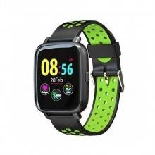 SMARTWATCH BILLOW SPORT WATCH XS35 NEGRO/VERDE
