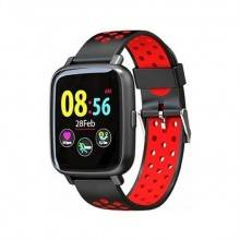 SMARTWATCH BILLOW SPORT WATCH XS35 NEGRO/ROJO