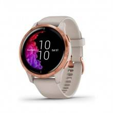 SMARTWATCH GARMIN SPORTWATCH GPS VENU ROSE GOLD/BEIGE