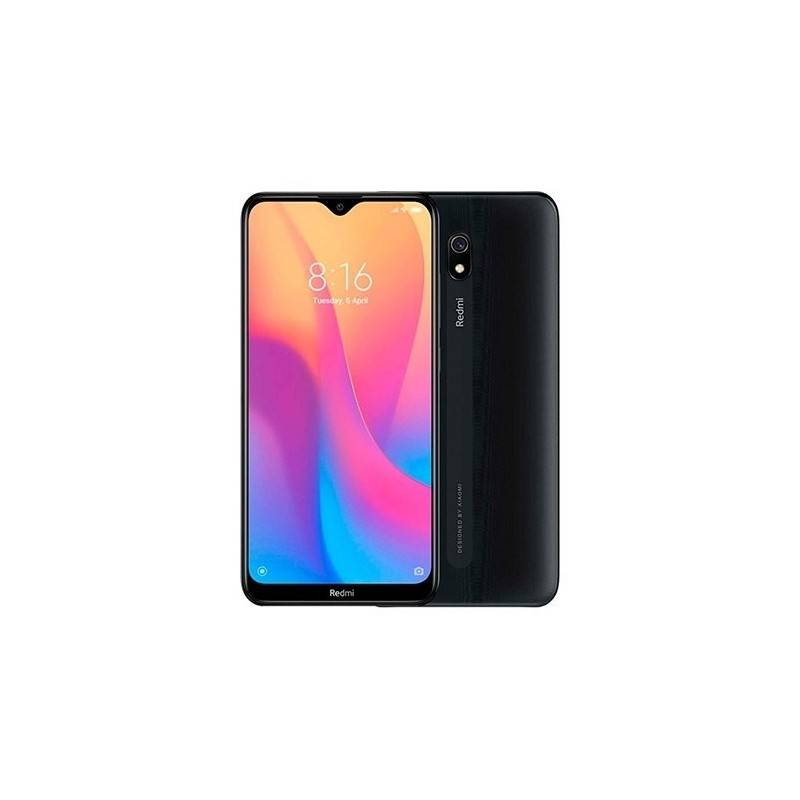 MOVIL SMARTPHONE XIAOMI REDMI 8A 2GB 32GB DS NEGRO