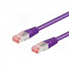 CABLE RED S/FTP PIMF CAT6 RJ45 GOOBAY 1.5M