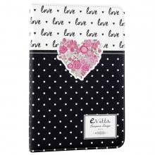 FUNDA TABLET E-VITTA STAND 2P LOVE 10,1""