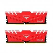 MODULO MEMORIA RAM DDR4 32GB(2X16GB) PC2666 TEAMGROUP DARK