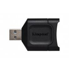 KINGSTON MOBILELITE PLUS USB 3.1 SDHC SDXC UHS-II CARD READER