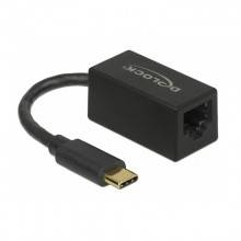 Delock Adaptador SuperSpeed USB 3.1 Gygabit RJ45