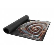 ALFOMBRILLA GAMING GENESIS CARBON 500 MAXI 900X450MM LAVA