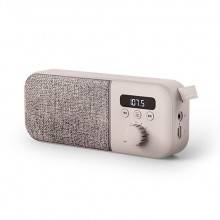 RADIO FM ENERGY SISTEM FABRIC BOX RADIO CREMA