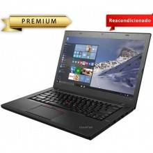 "PORTATIL ECOREFURB REACONDICIONADO LENOVO T460 I5-6 GEN 8GB 240SSD 14"" W10P"