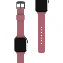 UAG APPLE WATCH [U] 38/40 SILICONE DUSTY ROSE