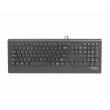 TECLADO NATEC BARRACUDA SLIM LAYOUT ESPAOL
