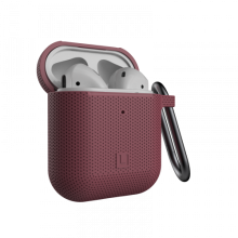 UAG APPLE AIRPODS [U] SILICONE AUBERGINE