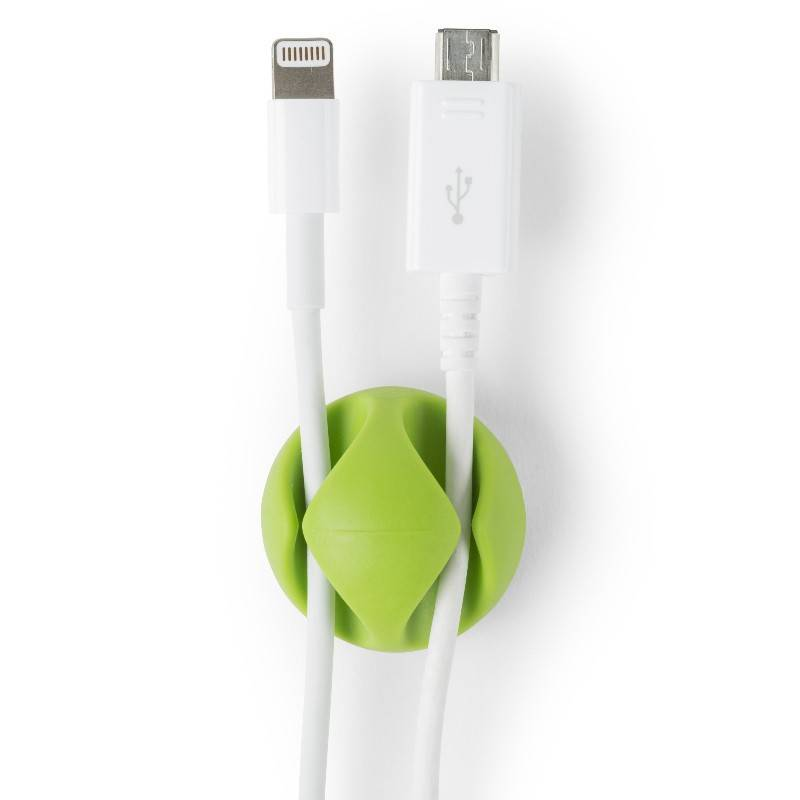 QUICKMEDIA CLIP DE CABLES DUO