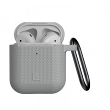 UAG APPLE AIRPODS [U] SILICONE GREY