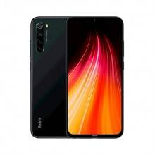 MOVIL XIAOMI REDMI NOTE 8 4GB 128GB DS NEGRO OCTA-CORE/6.3