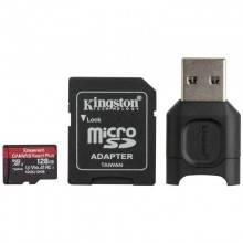 Kingston MLPMR2 microSDXC UHS-II 128GB c/a