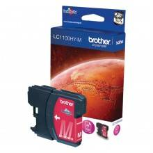 Brother Lc-1100Hym Ink Cartridge Cartucho De Tinta Original Magenta 1 Pieza(S)