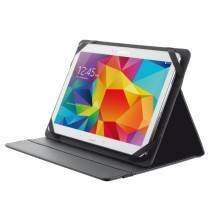 "TRUST FUNDA TABLET 10"" FOLIO. NEGRO (20058)"