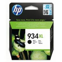 HP 934XL Original Negro 1 pieza(s)