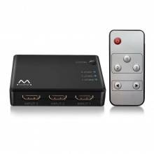 Ewent EW3730 Interruptor De Video HDMI