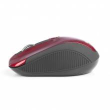 RATON OPTICO NGS RED HAZE WIRELESS